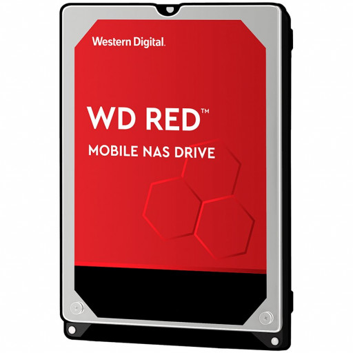 HDD Desktop WD Red (3.5'', 4TB, 256MB, 5400 RPM, SATA 6 Gb/s)