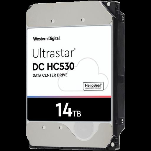 Western Digital Ultrastar DC HDD HC530 (3.5'', 14TB, 512MB, 7200 RPM, SATA 6Gb/s, 512E SE), SKU: 0F31284