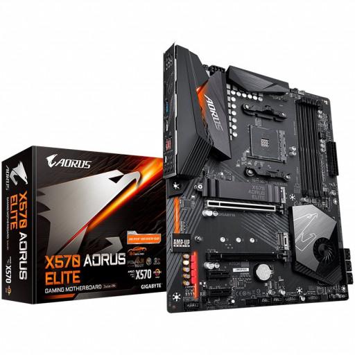 GIGABYTE Main Board Desktop X570 AORUS ELITE