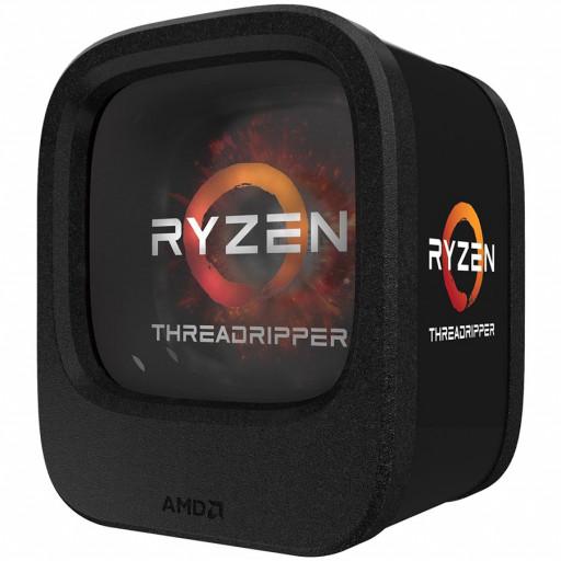 AMD CPU Desktop Ryzen Threadripper 2990WX (32C/64T, 4.2GHz,80MB,250W,sTR4) box