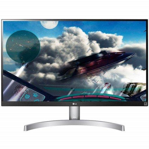 Monitor LED LG 27UL600-W 27'' FreeSync, IPS, 16:9, UHD 3840x2160, 60Hz, 350cd, 178/178, 1000:1, 5ms, AntiGlare, HDMI, DP, sRGB 99%, VESA