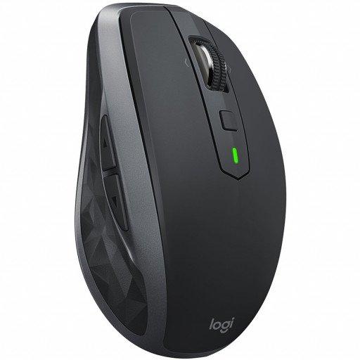 LOGITECH Bluetooth Mouse MX Anywhere 2S - EMEA - GRAPHITE