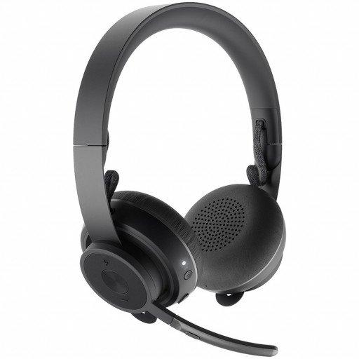 LOGITECH Zone Wireless Teams Bluetooth headset - GRAPHITE - BT - EMEA