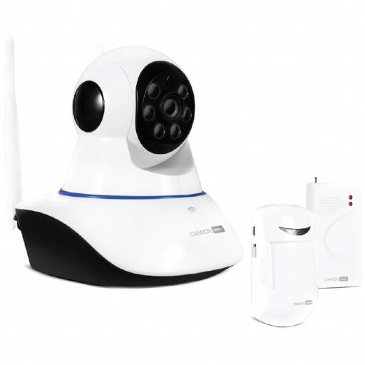 CANYON HD IP Camera with additional sensors
