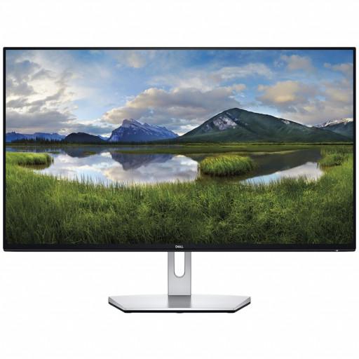 "Monitor LED Dell S-series S2719H, 27"" (16:9), IPS LED backlit, AG, 3H coating, 1920x1080, 1000:1, 250 cd/m2, 5 ms, 178°/178°, tilt-adjust., 2 x HDMI,2x5W speakers"