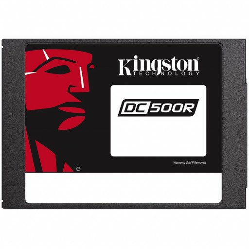 "KINGSTON DC500M 3.84TB Enterprise SSD, 2.5"" 7mm, SATA 6 Gb/s, Read/Write: 555 / 520 MB/s, Random Read/Write IOPS 98K/75K"