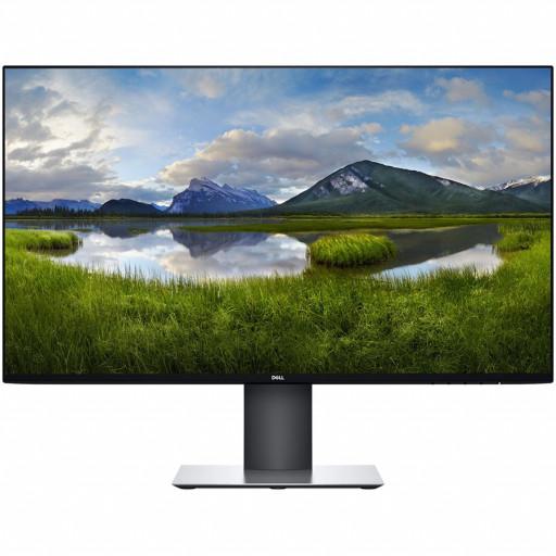 Monitor LED DELL UltraSharp InfinityEdge U2719DC 27'', 2560x1440, 16:9, IPS, 1000:1, 178/178, 5ms, 350cd/m2, VESA, DisplayPort, Mini DisplayPort, DP, HDMI, USB-C,Pivot
