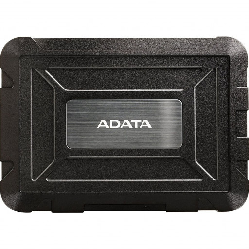 "Rack extern A-Data AED600-U31-CBK pentru HDD/ SSD 2.5"", USB 3.1 - Black"