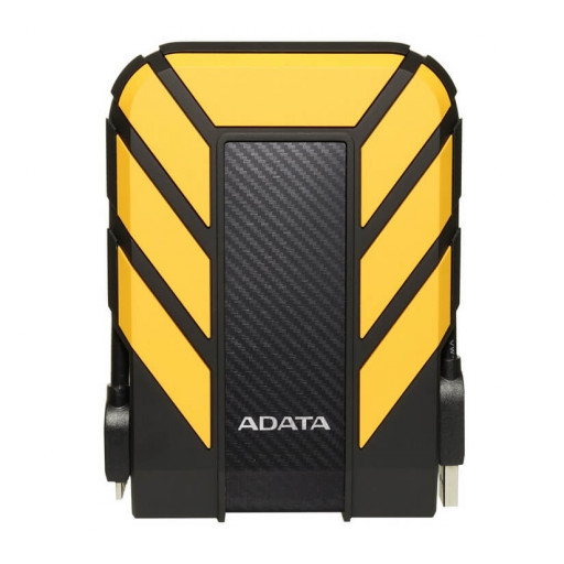 "HDD extern A-DATA HD710 Pro 1 TB 2.5"" - Yellow/Black"