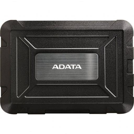 "Rack extern A-Data AED600-U31-CBK pentru HDD/ SSD 2.5"", USB 3.1 - Black"