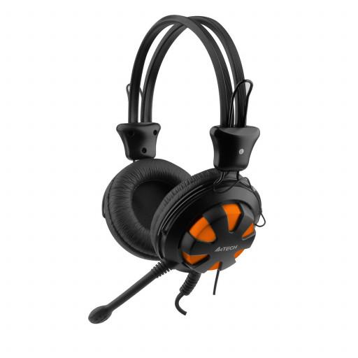Casti stereo A4Tech HS-28-3 cu microfon