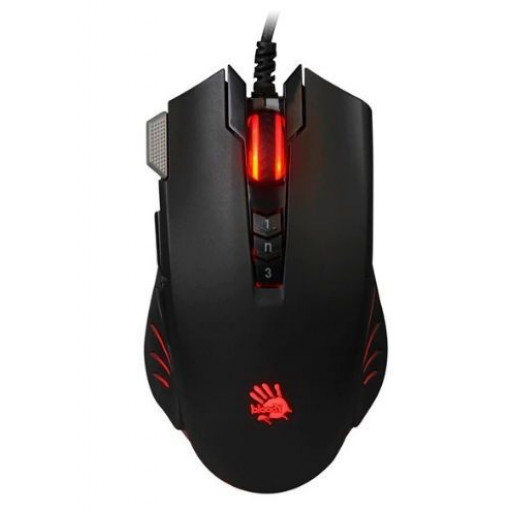Mouse Gaming A4Tech Bloody V9M, 4000 cpi, 8+1 butoane - nou