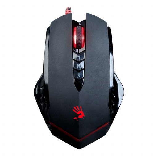 Mouse gaming A4TECH Bloody V8M USB - Black