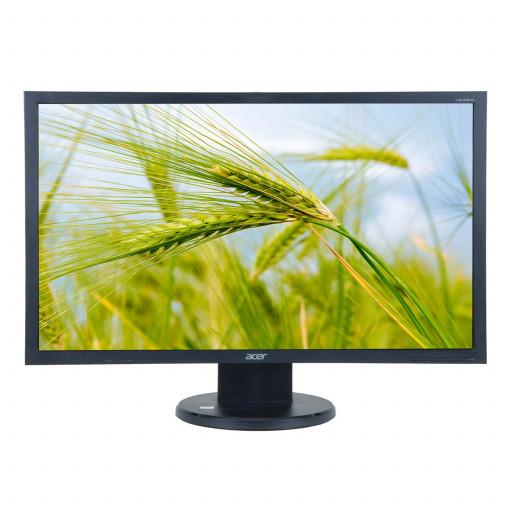 Acer V243HL, 24 inch LED backlit, 1920 x 1080 Full HD, 16:9