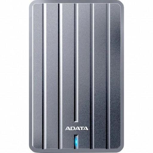 HDD Extern A-DATA HC660 (AHC660-1TU31-CGY,) 1TB, USB 3.1, Titanium - Black