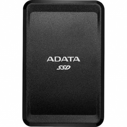 SSD extern A-DATA SC685 (ASC685-500GU32G2-CBK), 500GB ,USB 3.2 Type C - Black