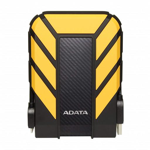"HDD extern A-DATA HD710 Pro (AHD710P-2TU31-CYL) 2 TB 2.5"" - Yellow/ Black"