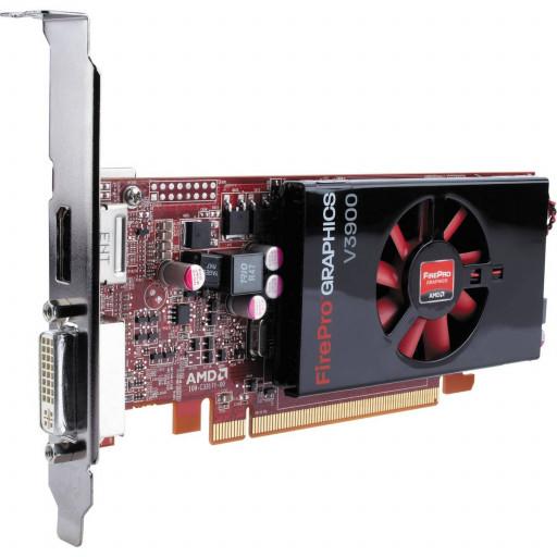 Placa video AMD FirePro V3900 1GB GDDR3 - second hand