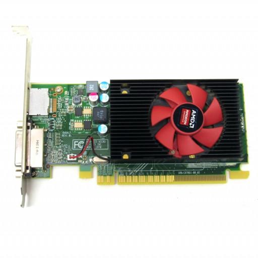 Placa video AMD Radeon R5 340X 2 GB DDR3 64 bit low profile  cu full height bracket