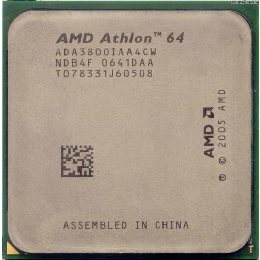Procesor reconditionat AMD Athlon 64 3800+ 2.40 GHz