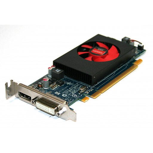 Placa video Radeon HD 8490 1GB DDR3 64-bit low profile - second hand