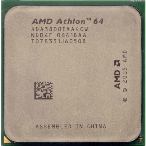 Procesor reconditionat AMD Athlon 64 3800+ 2.40 GHz