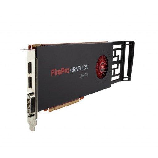 Placa video AMD Firepro V5900 2GB GDDR5  256 bit - second hand