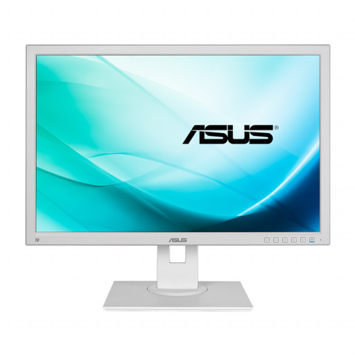 Asus BE24AQLB, 24 inch IPS LED, 1920 x 1200 Full HD, 16:10, Displayport, Alb, monitor refurbished