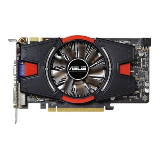 Placa video Asus Geforce GTS 450 1GB GDDR5 - second hand