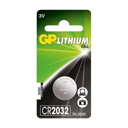 Baterie GP Lithium CR2032 3V