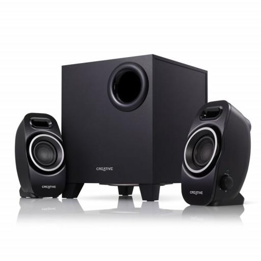 Boxe 2.1 Creative A250, 9W, Black