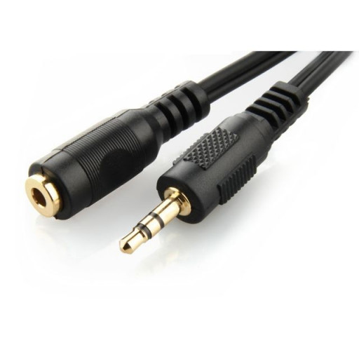 Cablu prelungitor audio Jack 3.5mm T/M Cablexpert CCA-423 - 1.5m