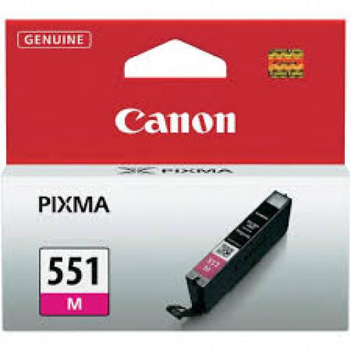Cartus Canon CLI-551M Magenta