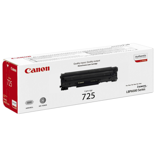 Toner original Canon CRG-725