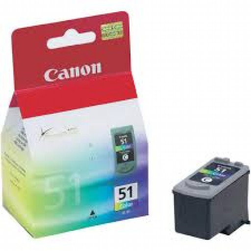 Cartus Canon CL-51 Color