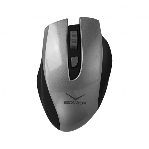 Mouse wireless reincarcabil Canyon CNS-CMSW7G - Grey