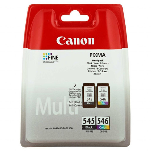 Cartus Canon Multipack PG-545 Black / CL-546 Color