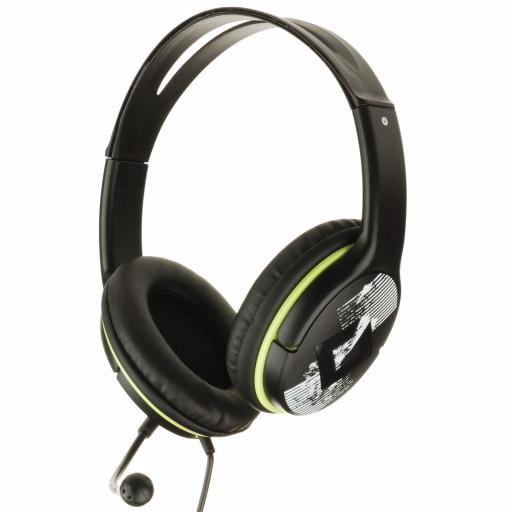 Casti stereo Genius HS-400A cu microfon