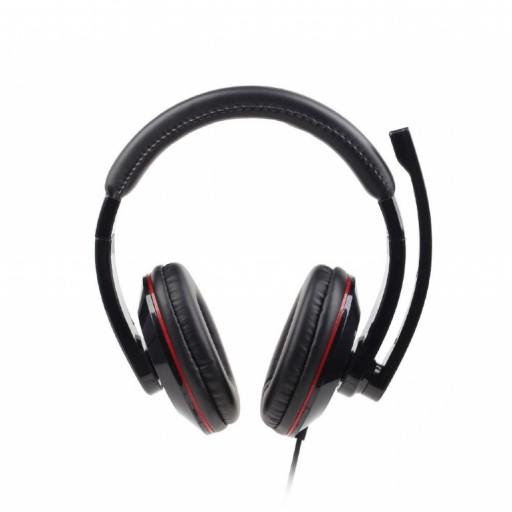 Casti stereo Gembird MHS-U-001 cu microfon