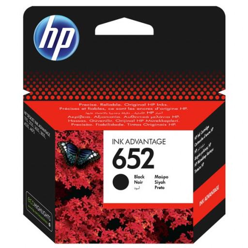 Cartus HP F6V25AE Nr. 652 Black