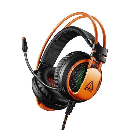 Casti stereo Gaming Canyon Corax CND-SGHS5 cu microfon