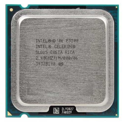 Intel Celeron E3200 2.40 GHz - refurbished