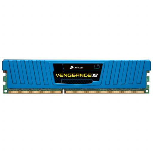 Memorie DDR3 4GB 1600 MHz Corsair Vengeance LP Blue - second hand