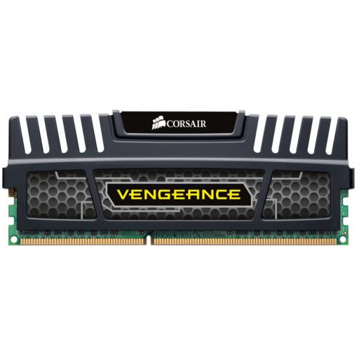 Kit Memorie DDR3 12GB 2000 MHz Corsair Vengeance Black - second hand