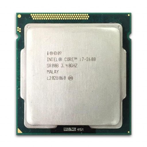 Procesor Intel Core i7-2600 3.40 GHz