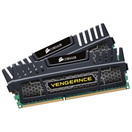 Kit Memorie DDR3 8GB 1600 MHz Corsair Vengeance Black - second hand