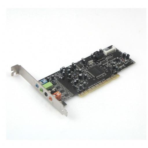 Placa de sunet Creative Sound Blaster Live! 7.1 24-bit PCI - second hand