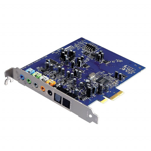 Placa de sunet Creative Sound Blaster X-FI Xtreme Audio 7.1 PCIe - second hand