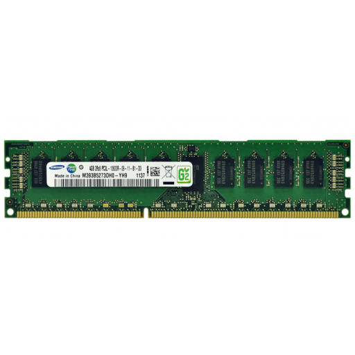 Memorie server DDR3 REG 4GB 1333 MHz Samsung PC3L-10600R - second hand
