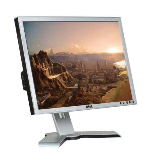 Dell Ultrasharp 2208WFP, 22 inch LCD, 1680 x 1050, 16:10, negru - argintiu